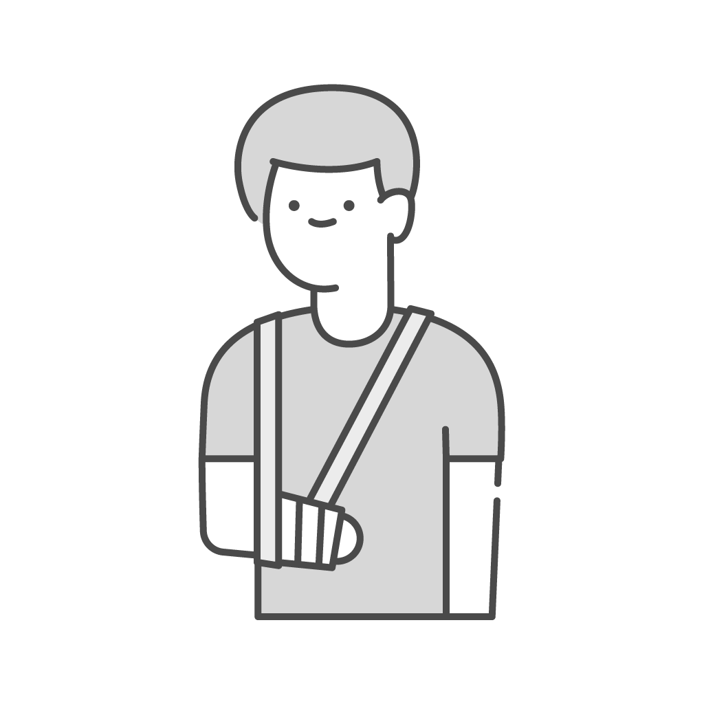 Person-with-arm-in-sling